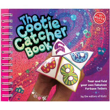 jcpenney.com | The Cootie Catcher Book Kit