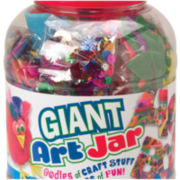 Giant Art Jar Kit