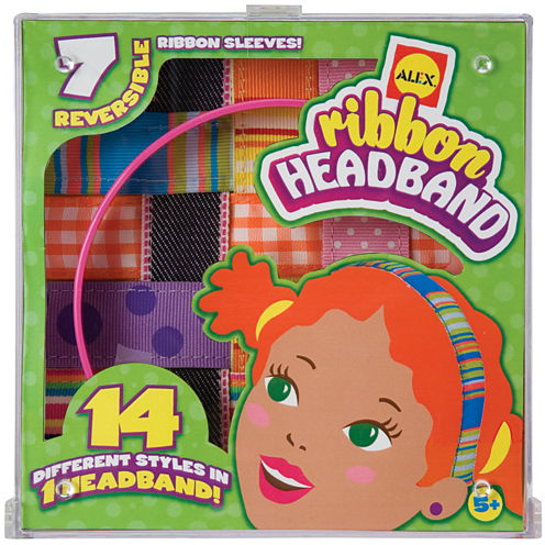 Ribbon Headband Kit