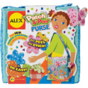 ALEX TOYS® Patch-A-Peel Purse Kit