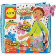 ALEX TOYS® Patch-A-Peel Purse Kit