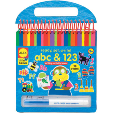 jcpenney.com | ALEX TOYS® Ready, Set, Write! Activity Book