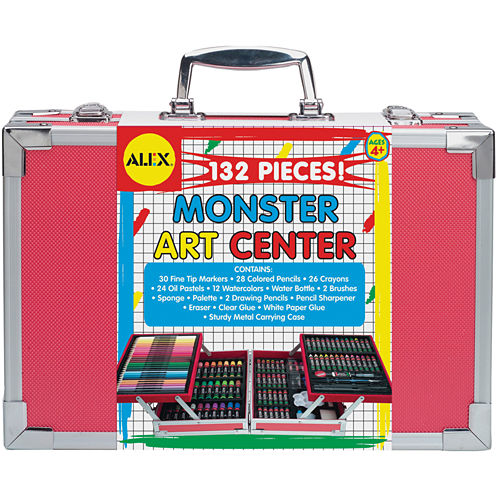 ALEX TOYS® Monster Art Center Kit