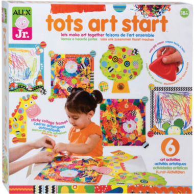 jcpenney.com | ALEX TOYS® Jr. Tots Art Start Craft Kit
