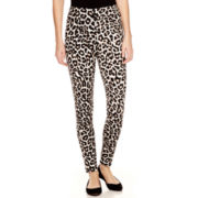 Mixit™ Cheetah Print Knit Leggings