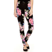 Mixit™ Floral Print Knit Leggings