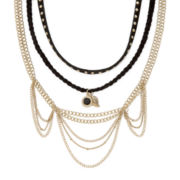 Decree® 3-pc. Choker Necklace Set