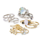 Decree® 12-pc. Ring Set