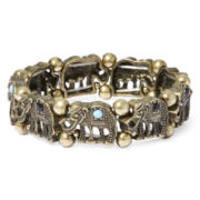 Decree® Elephant Stretch Bracelet