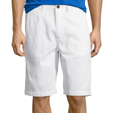 jcpenney.com | Arizona Flat-Front Shorts