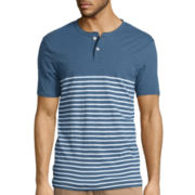 Arizona Stripe Henley Shirt