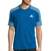 adidas® Climacore® Short-Sleeve Top