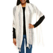 Striped Border Wrap