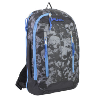 jcpenney.com | Fuel® Active Skull Print Crossbody Backpack