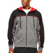 Spalding® Zone Performance Fleece Full-Zip Hoodie