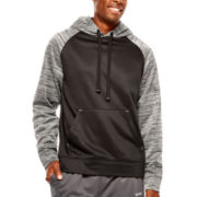 Spalding® Cross-Fit Performance Fleece Pullover Hoodie