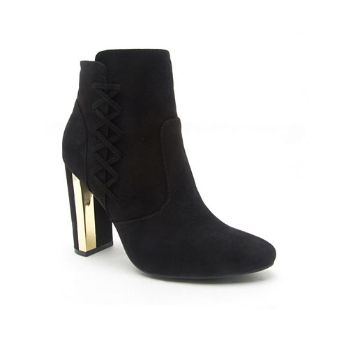 Qupid Panel-08 Womens Bootie