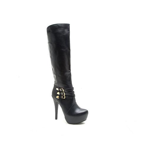 Qupid Task-71 Womens Dress Boots