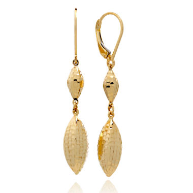 jcpenney.com | 14K Gold Drop Earrings