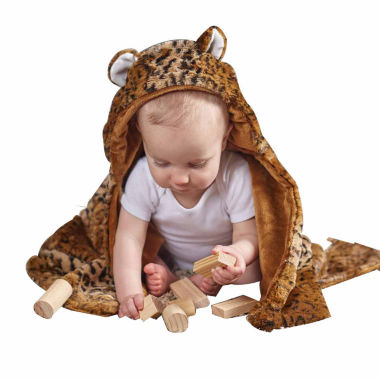 jcpenney.com | Cheetah Hooded Blanket