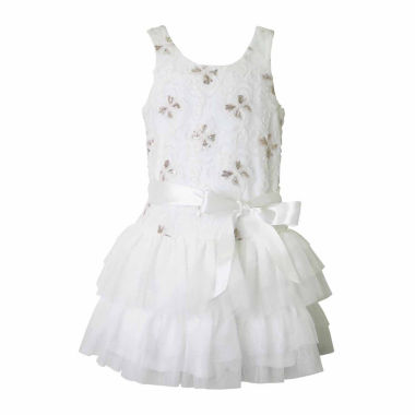 jcpenney.com | Lilt Sleeveless Tutu Dress - Toddler Girls