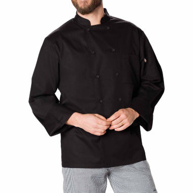 jcpenney.com | Dickies Unisex Long Sleeve Chef Coat Big