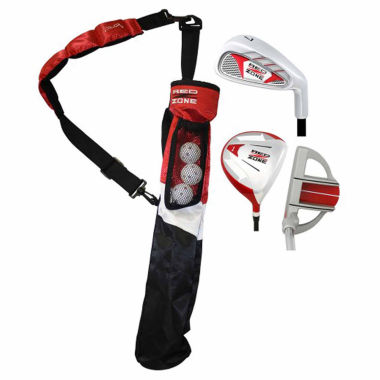 jcpenney.com | Merchants Of Golf 3-Pc. Red Zone Junior Tube Golf Set