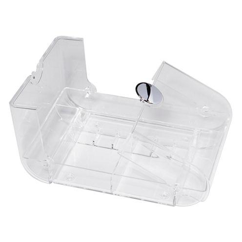 Creative Bath Compact 2 Door Organizer with Twist Top