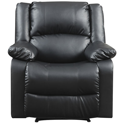 Parker Faux-Leather Recliner