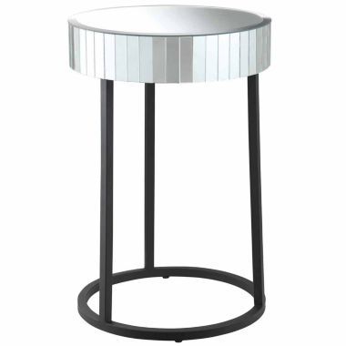 jcpenney.com | Krystal Round Mirror Accent Table