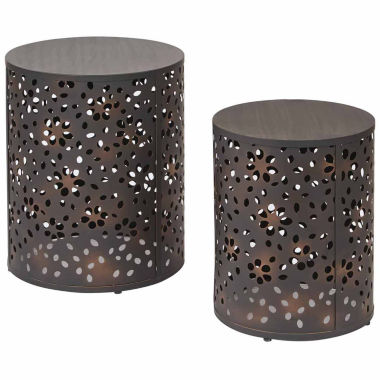 jcpenney.com | Middleton 2-pc. Round Accent Tables