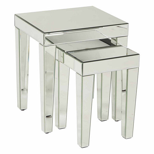 Reflections 2-pc. Nesting Tables