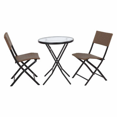 jcpenney.com | Glen 3-pc. Round Table and Chairs