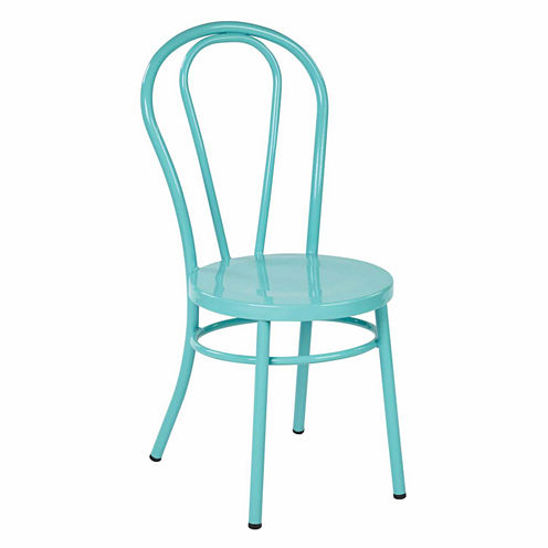 2-pc. Odessa Metal Dining Chairs