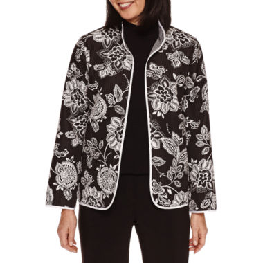 jcpenney.com | Alfred Dunner City Life Quilted Jacket