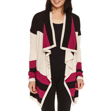 jcpenney.com | Sag Harbor Long Sleeve Cardigan