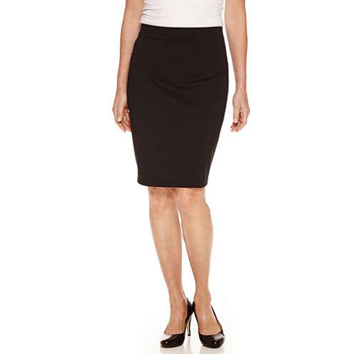 Sag Harbor Pencil Skirt