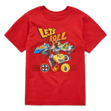 jcpenney.com | Disney MM Roadster Racer  Graphic T-Shirt-Big Kid Boys
