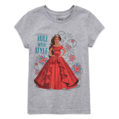 jcpenney.com | Disney Girls Graphic T-Shirt-Big Kid