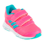adidas® Hyperfast Girls Athletic Shoes - Toddler