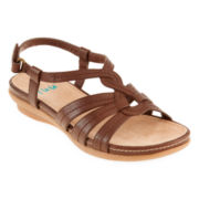 Yuu™ Alottie Slingback Strap Sandals