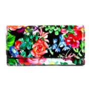 Mundi® File Master in the Garden Wallet