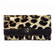 Mundi® File Master Leopard-Print Wallet