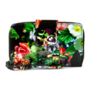 Mundi® Call Me Cell Phone Floral Wristlet