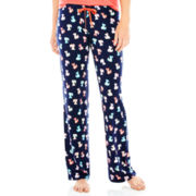 Insomniax® Print Knit Sleep Pants