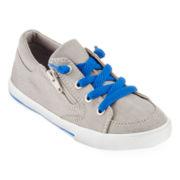 Okie Dokie® Garrin Boys Slip-On Sneakers - Toddler