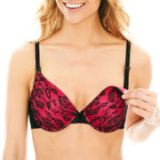 Spencer Lace Overlay Underwire Nursing Bra