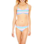 Arizona Bralette Swim Top or Hipster Bottoms - Juniors