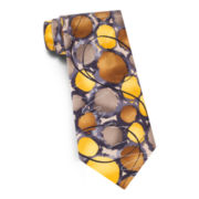 J. Garcia™ Courtyard Performance Silk Tie