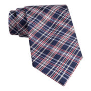 Stafford® Parka Plaid Necktie